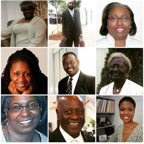 9 victims of charlestown shooting