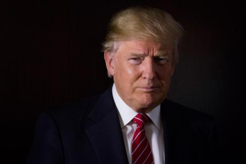 Republican Presidential Candidate Donald Trump Interview